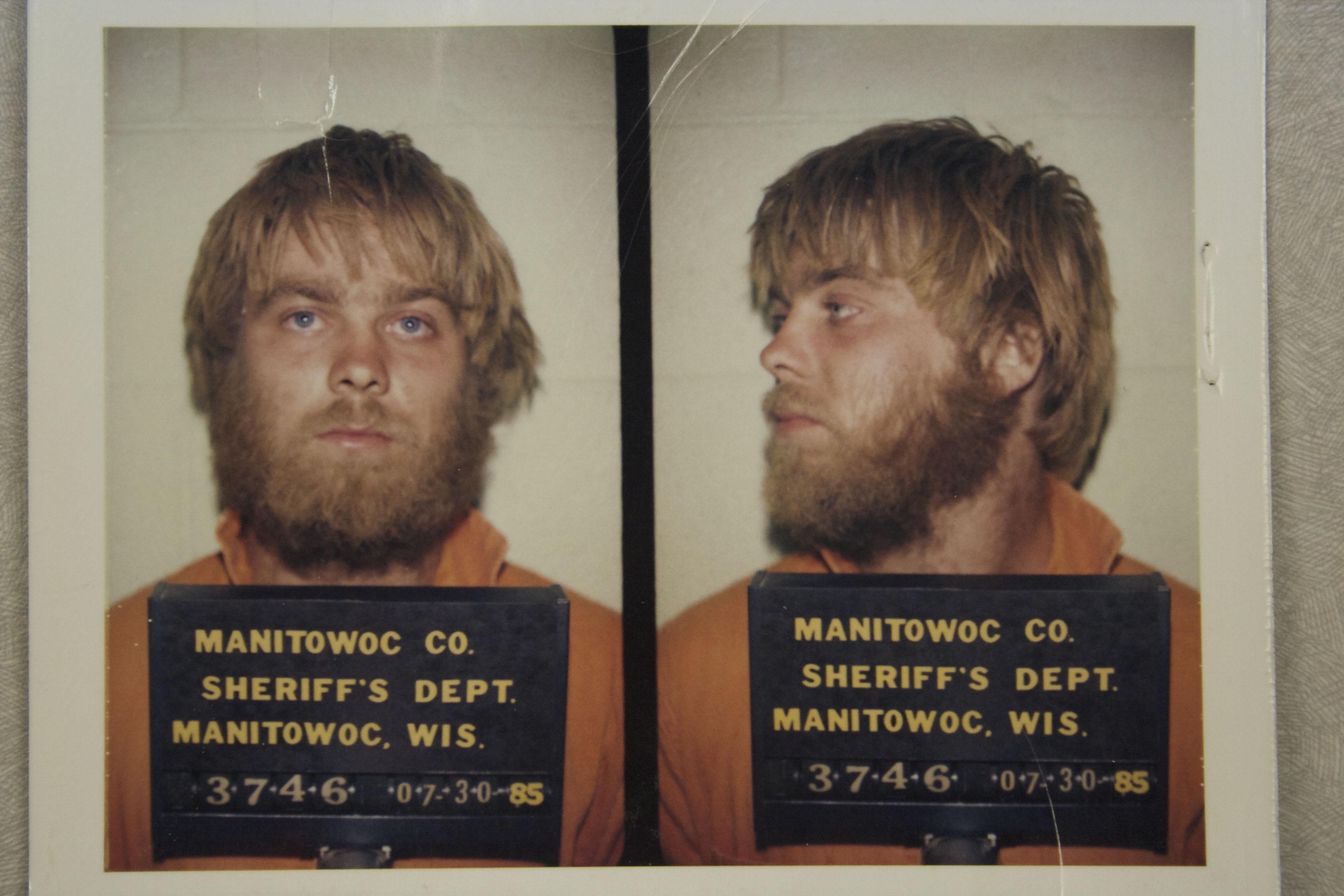 Steven Avery, preso pela primeira vez. Crédito: Divulgação