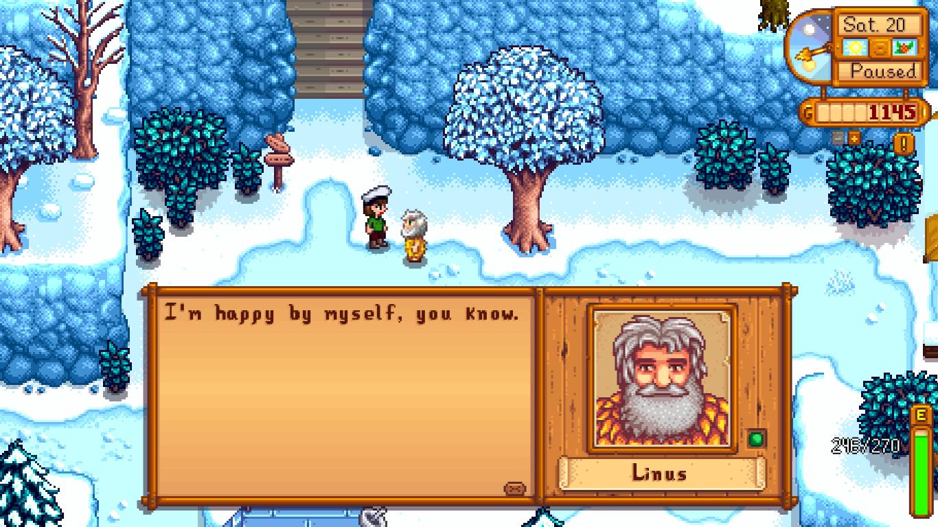 Linus, me ajude a te ajudar.