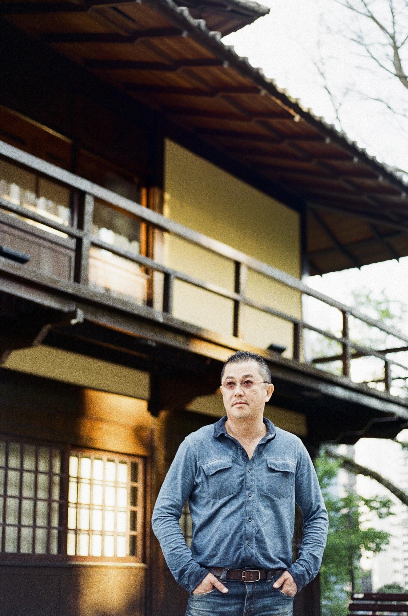 Carlos Toshiki em Curitiba. Foto: Anna Mascarenhas/Risca Faca