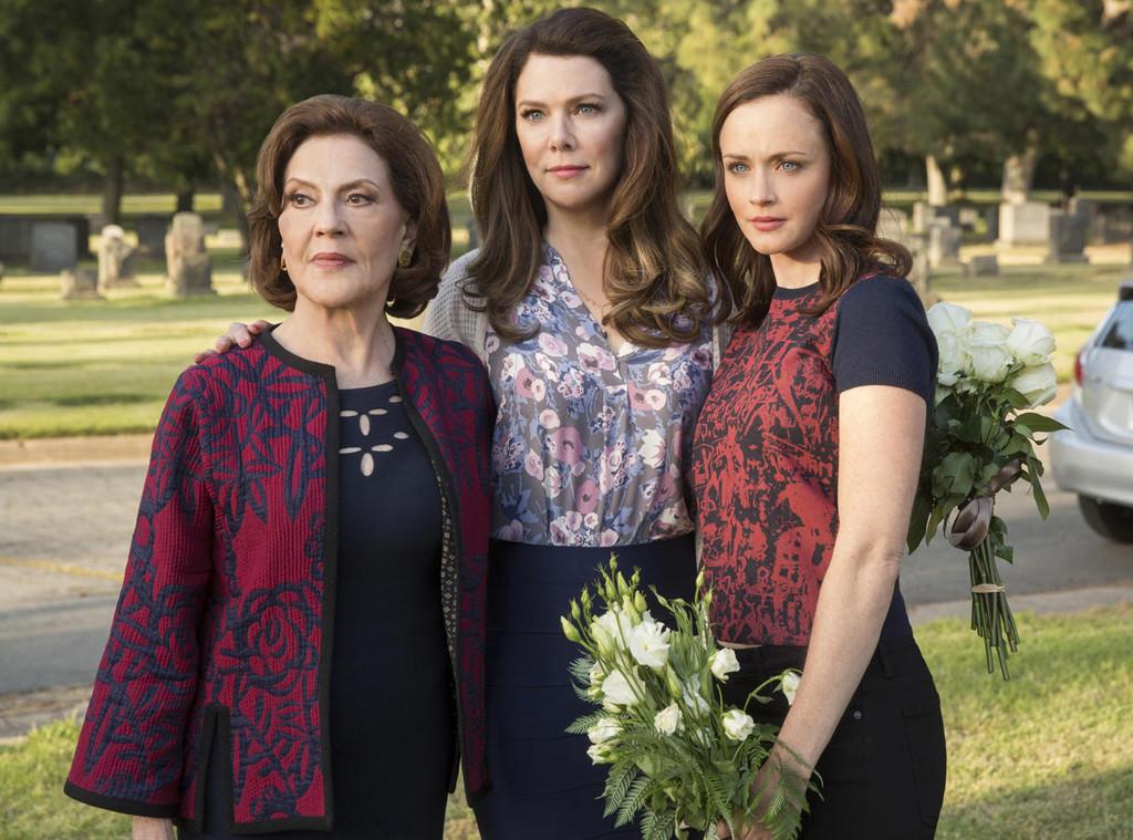 """Emily, Lorelai e Rory em novo episódio de """"Gilmore Girls"""""""