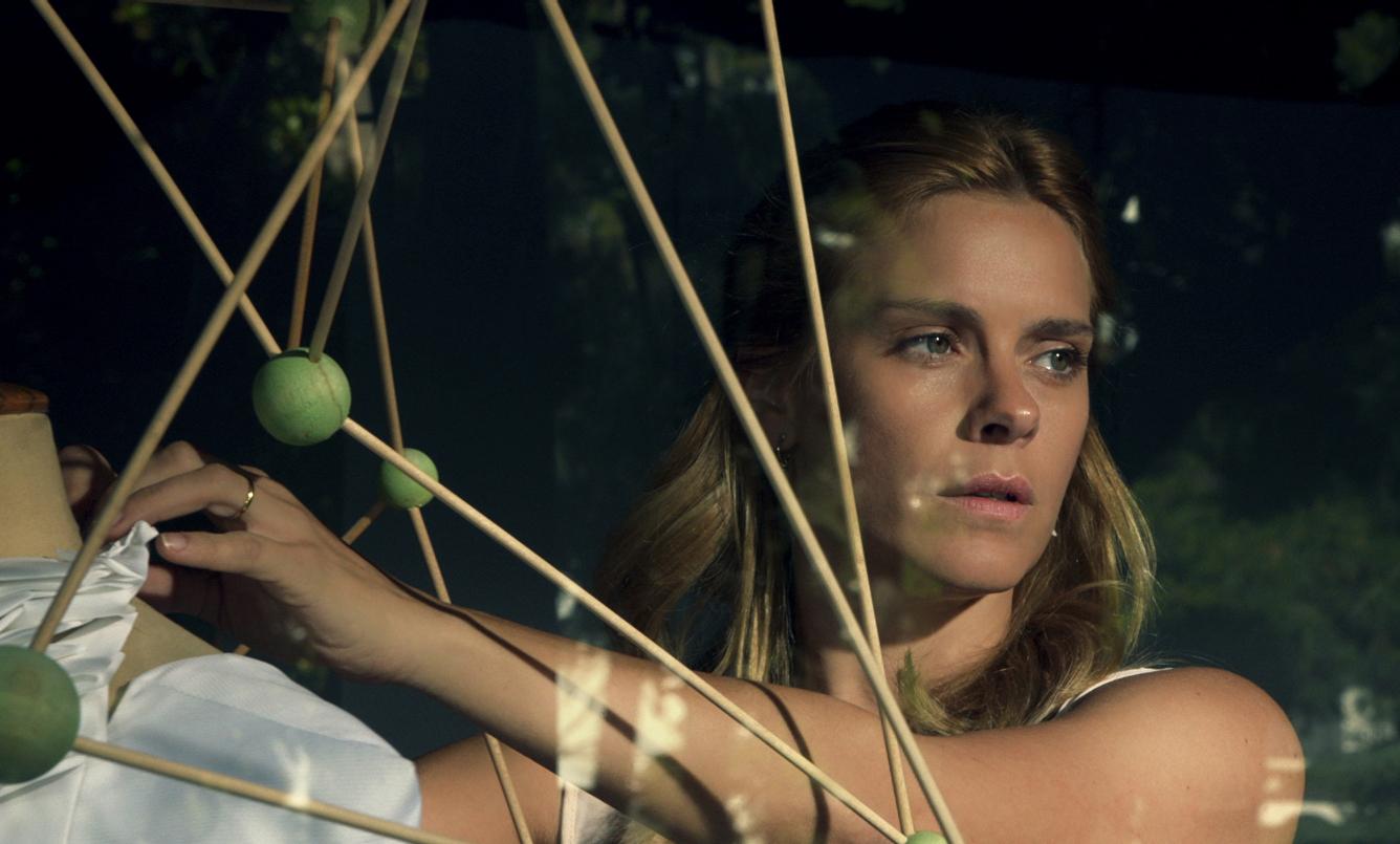 Carolina Dieckmann em 'O Silêncio do Céu'. Crédito: Pedro Luque/Divulgação