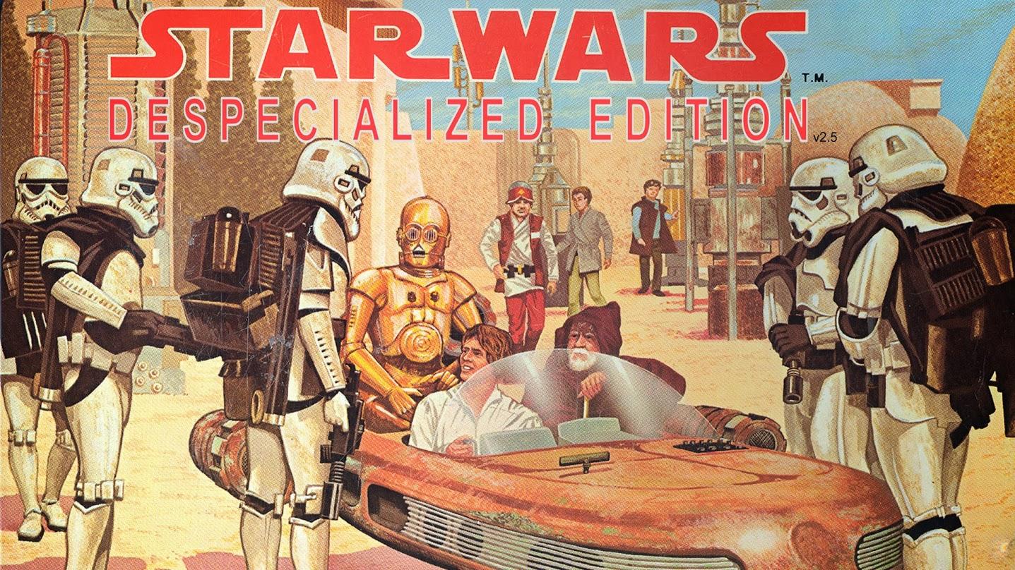 Restaurando 'Star Wars'