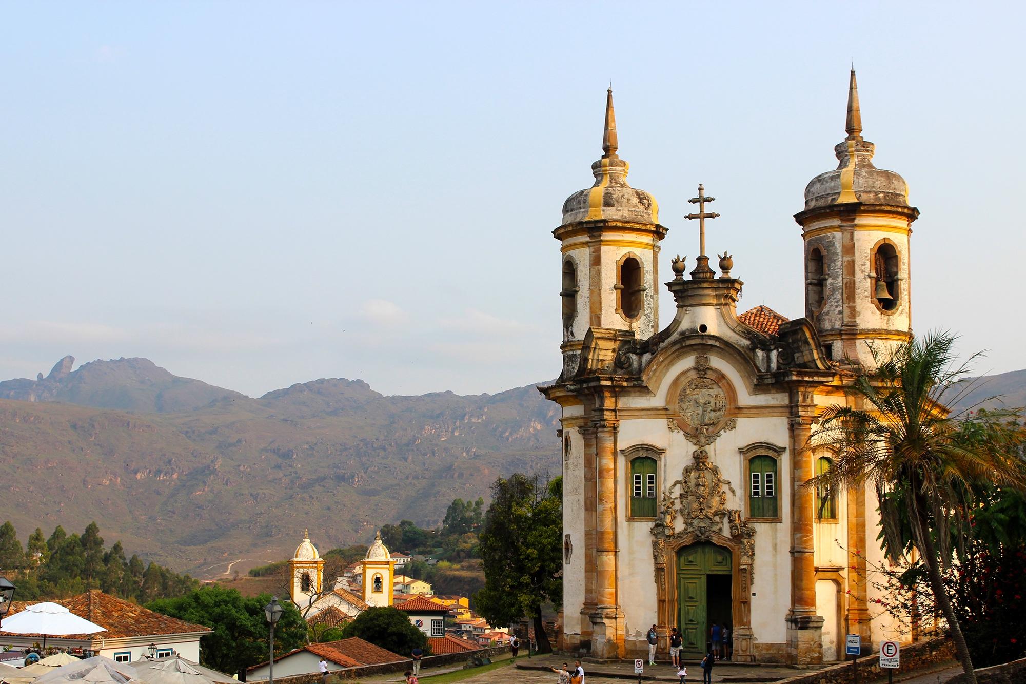 Ouro Preto. Crédito: Daniel Maia